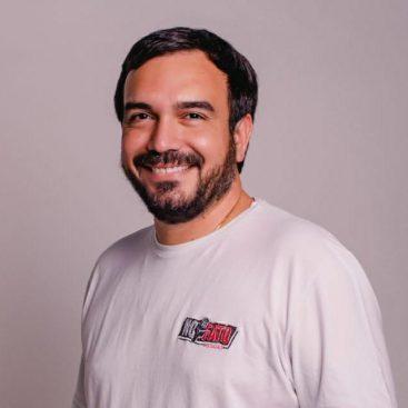 Jose Mario imagem perfil rosto membro da equipe no fato noticias v1