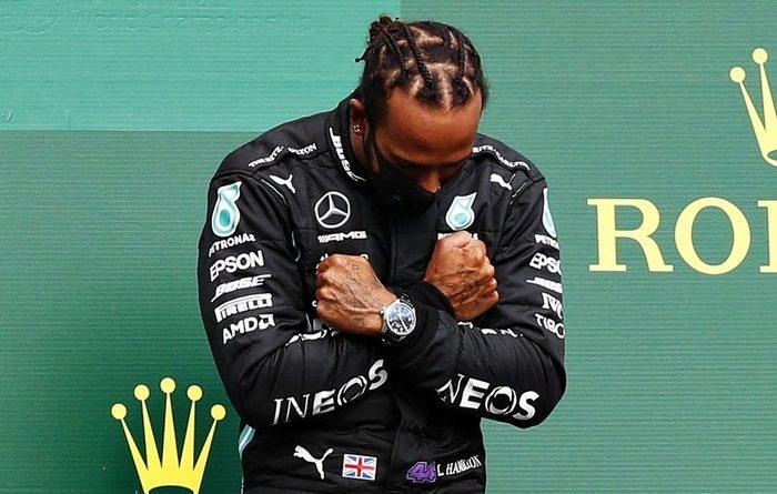 Sir Lewis Hamilton, Cavaleiro do Império Britânico. Finalmente!